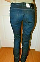 NWT G-STAR RAW NEW RADAR SKINNY JEANS SIZE 24 X 32