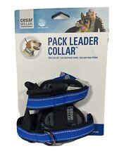 Cesar Millan PACK LEADER TRAINING COLLAR-CHOKER Small, Original Blue NEW