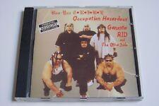 BOO-YAA T.R.I.B.E - OCCUPATION HAZARDOUS CD 2004 (GANGSTA RID AND THE OTHA SIDE)