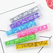 2Pcs 3.5g sequin fluffy slime box toys for children modeling clay diy kit 2_7
