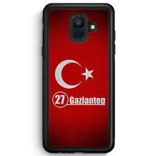 Samsung Galaxy A6 2018 SILIKON Hülle Cover Gaziantep 27 Türkei Türkiye Handyhül