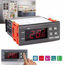 Thermostat universel avec capteur Digital STC-1000 à 220v ZDL7
