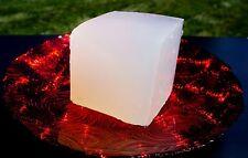 CLEAR TRANSPARENT ORGANIC GLYCERIN MELT POUR SOAP BASE by H&B Oils Center 5 LB