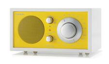 TIVOLI AUDIO radio da tavolo MODEL ONE FROST WHITE COLLECTION bianco e giallo
