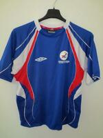 Maillot Equipe de FRANCE Pro Beach Soccer UMBRO shirt S