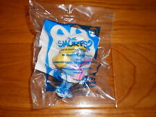 Smurfs 2 Happy Meal Toy Mcdonalds  #13 SMURFETTE'S BIRTHDAY NEW