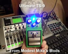Modest Mike's Ultimate Ibanez TS-9