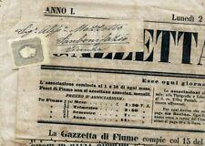 Francobolli per giornali - Effigie (1,05) grigio chiaro