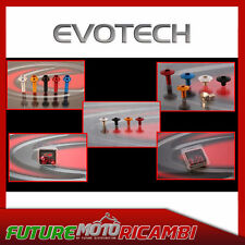 EVOTECH KIT VITI CARENA IN ERGAL APRILIA RS 125 2006-2008 KIT FAIRING BOLTS
