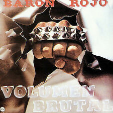 BARON ROJO - Volumen Brutal (CD 1996)