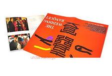Ang Lee THE WEDDING BANQUET 1993 Pressbook (at Berlin Film Festival) brochure