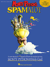 Monty Pythons Spamalot Vocal Selections Sing Voice Piano Vocals Music Book