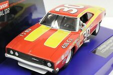 CARRERA 30604 DIGITAL 132 DODGE CHARGER 500 1969 NEW 1/32 SLOT CAR IN DISPLAY