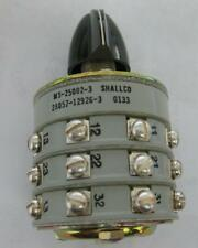 CABIN TEMPERATURE SWITCH MS-25002-3 - or ROTARY SWITCH
