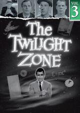 The Twilight Zone: Volume Three [New DVD] Full Frame