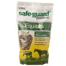 Safe-Guard Equi-Bits Fenbendazole Pellets Equine Dewormer 1.25 Lbs