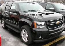 2001-2018 Hood Scoop for Chevrolet Tahoe by MrHoodScoop UNPAINTED HS003