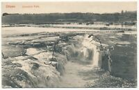 Chaudière Falls Ottawa Gatineau Ontario Quebec Illustrated Post Card c. 1907