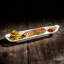 Villeroy & Boch - BBQ Passion Barbeque - Piatto per salsicce 34x11cm Rivenditore