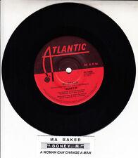 "BONEY M  Ma Baker 7"" 45 rpm vinyl record + juke box title strip"