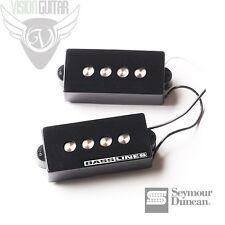 NEW! Seymour Duncan Quarter Pound Pickup Set for P-Bass® SPB-3 - Black