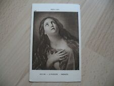 Guido Reni Old Postcards. Jesus and Mary Magdalene. 2 unused