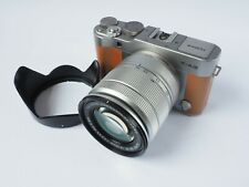 Fujifilm X-A3 Mirrorless Digital Camera + Fujinon XC16-50mm Lens - Boxed - EXC