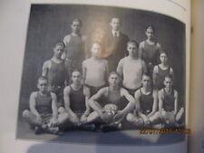 1924 Yearbook Rockport High School IN Great Photos Grades 7-12 Rare Volume 4