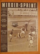 Miroir-Sprint 359 du 27/4/1953-Nancy,la finale-Le Tour du Maroc-Paris-Bruxelles