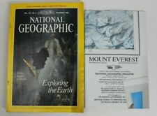 National Geographic Magazine, November 1988: Exploring the Earth
