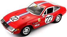 FERRARI 365 GTB 1:24 Scale Diecast Car Model Die Cast Toy Cars Models Miniature