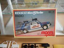 Monti System Typ 13 Renault Maxi 5 Turbo Radio on 1:28 in Box