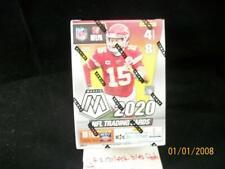 2020 Mosaic Football NFL Blaster Box Factory Sealed 8 packs/box 32 cards Burrow?