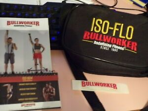 Bullworker ISO-FLO Total Body Fitness with Isometrics for Movement Performance