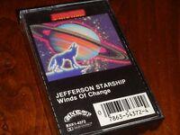 Jefferson Starship : Winds Of Change (Cassette, 1982, RCA)
