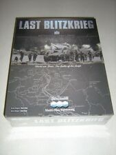 Last Blitzkrieg: Wacht am Rhein, the Battle of the Bulge (New)