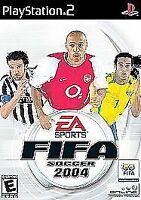 FIFA Soccer 2004 - Sony PlayStation 2 PS2