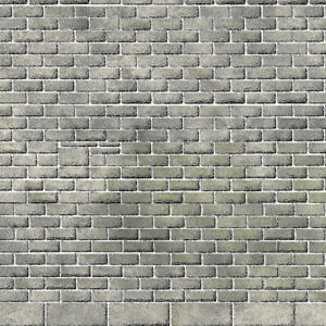 Metcalfe PO295 Castle Stonework Material Sheets Pack - OO Gauge