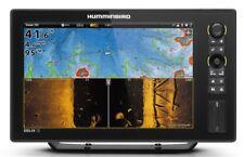 Humminbird Solix 12 Chirp Mega SI GPS  Combo SOLIX Series 410400-1 Brand New