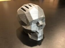 Guitar Pick Holder (Skull) - Available in many colours!  3D Printed!