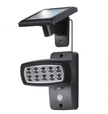 Solar 14 LED Luz del sensor de movimiento giratorio de ruta de seguridad Spotlight Ultra Brillante