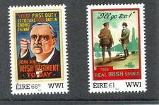 Military, War Irish Stamps
