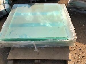 TOUGHENED LAMINATED GLASS 12.5MM THICK