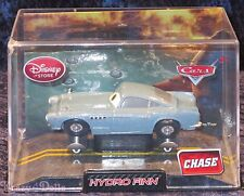 Disney Cars Diecast Hydro Finn Chase Car New in Collector 's Case!