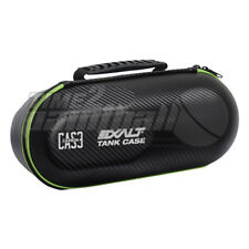 Exalt Paintball Carbon Series Tank Case - Black / Lime **FREE SHIPPING**
