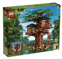 LEGO Ideas 21318 Tree House New Sealed in box