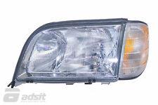 Brand New Mercedes Benz 1994-1999 S320 Bosch Left Headlight Assembly *1408207761