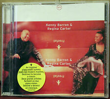 VERVE CD 314 549 706-2: KENNY BARRON & REGINA CARTER - Freefall - 2001 CANADA