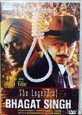 THE LEGEND OF BHAGAT SINGH - AJAY DEVGN - HINDI MOVIE DVD / REGION FREE / SUBTIT