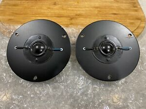 LS3/5a Kef T27 (SP1032) Tweeters (matched pair) - TESTED